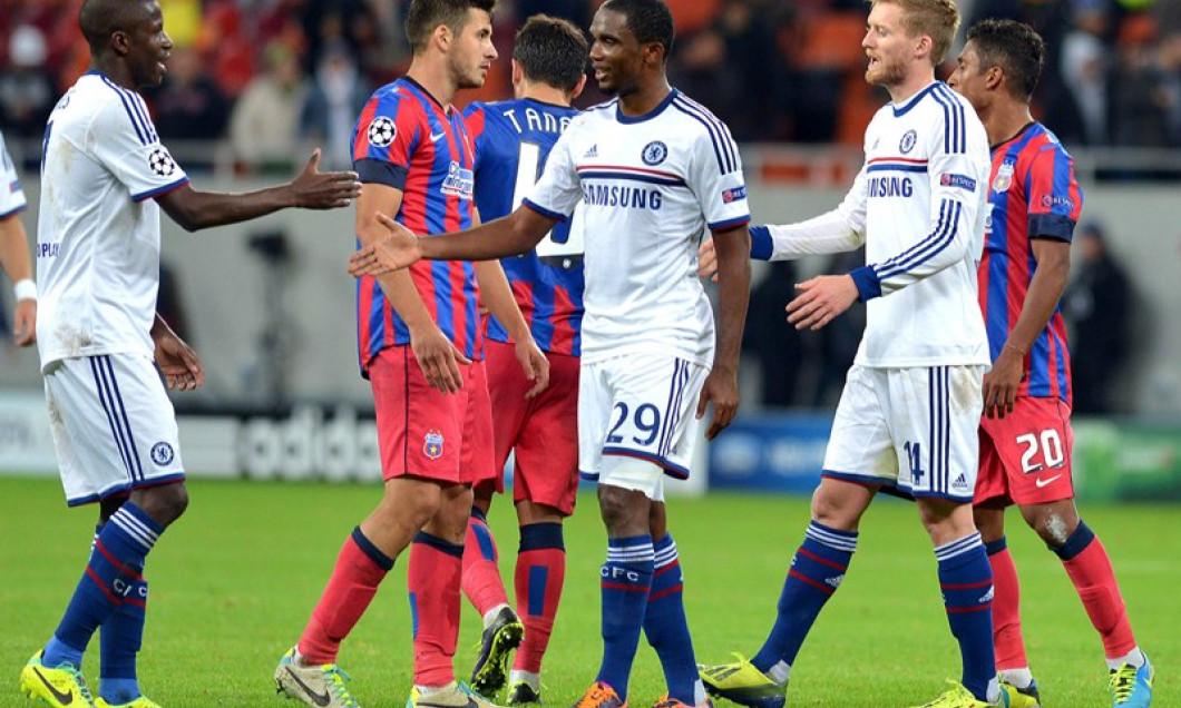 Steaua Chelsea