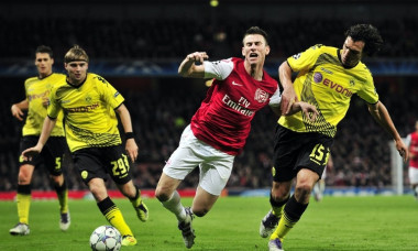 borussia arsenal