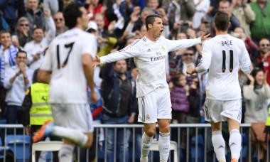 cristiano ronaldo real gol