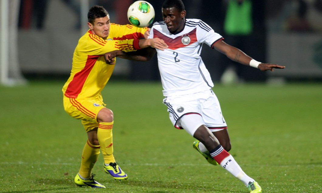 romania u21 cu germania benzar