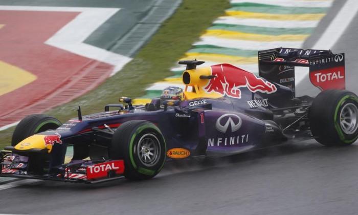 sebastian vettel formula 1 interlagos