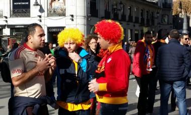 suporteri turci la madrid