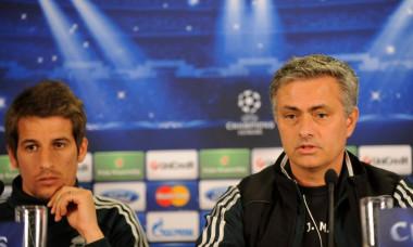 coentrao mourinho
