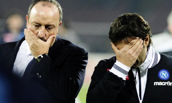Benitez Napoli Udinese