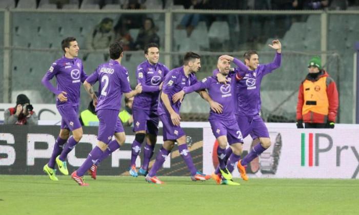 bucurie Fiorentina