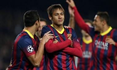 neymar felicitat pentru gol