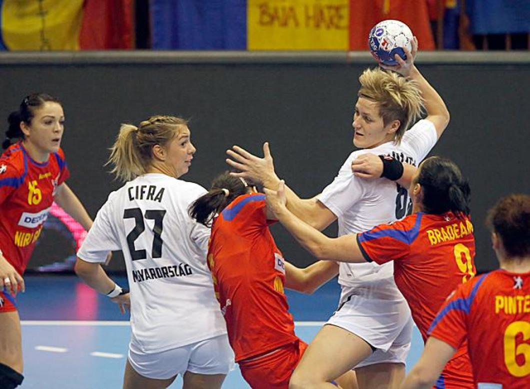 Romania Ungaria handbal