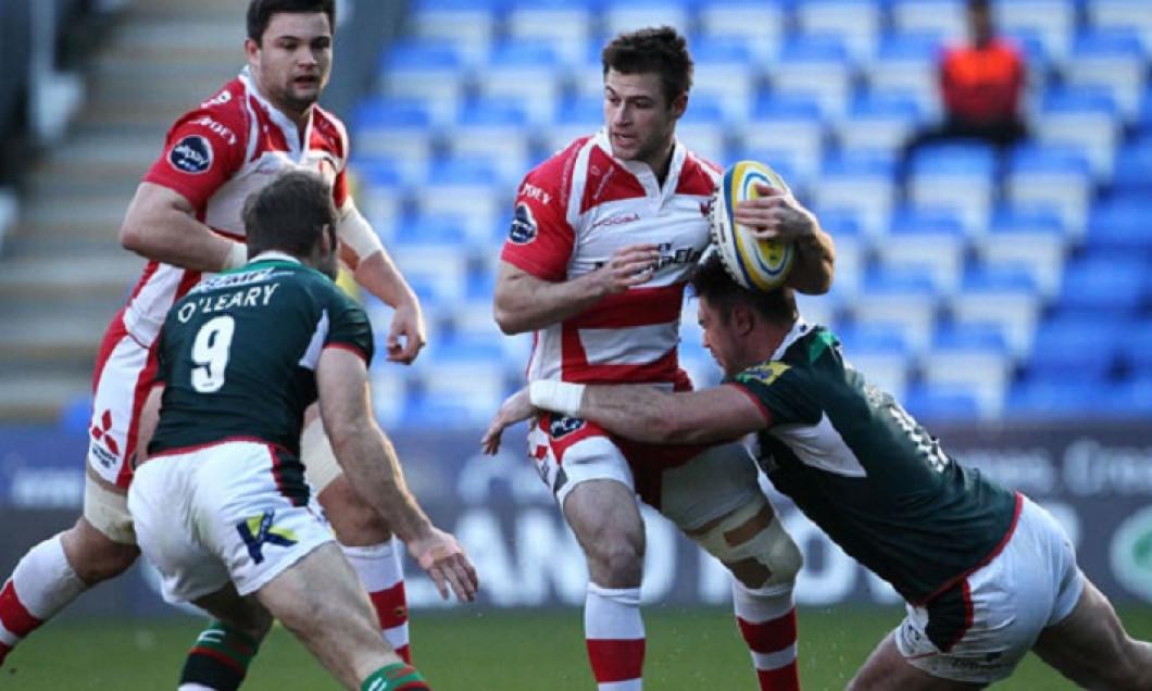 gloucester victorie cu london irish rugby