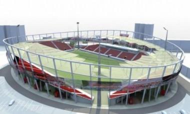 stadion modern UTA