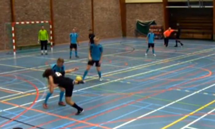 Futsal DRIBLING 02
