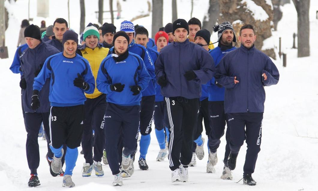antrenament Universitatea Craiova