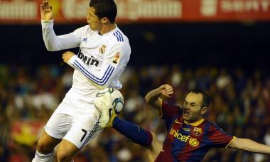 Iniesta Ronaldo