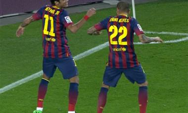 captura neymar dans