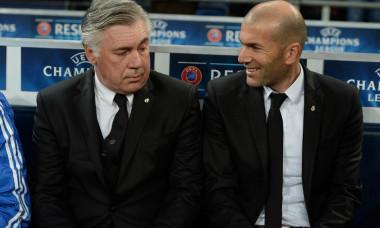 ancelotti debut