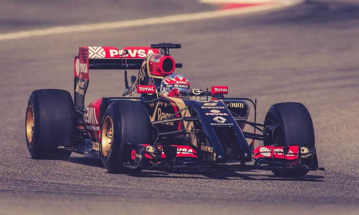 lotus f1 bahrain facebook