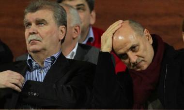 Dinu Gheorghe, alături de George Copos
