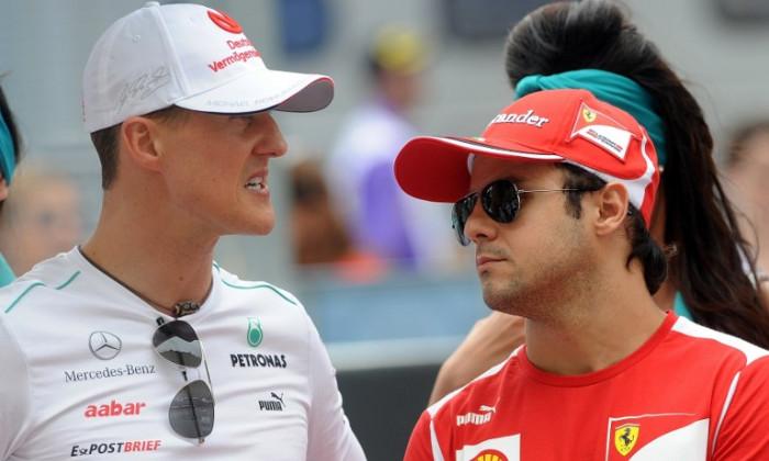 Massa Schumacher