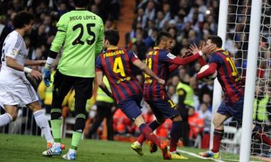 messi real madrid gol marcat