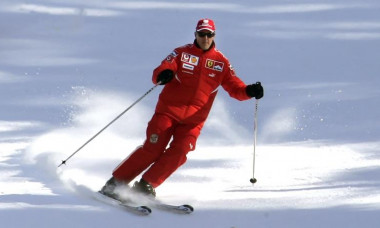 michael schumacher ski