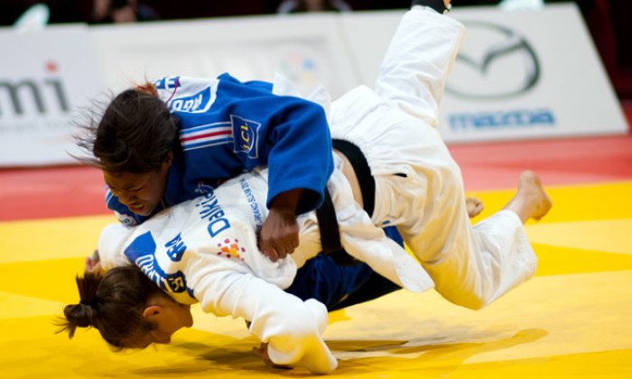 anne laure all judo
