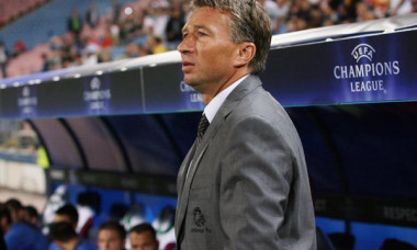 dan petrescu champions league