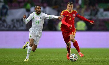 Romania Algeria