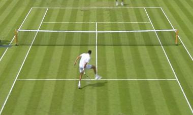 captura Hanescu punctul turneului BUN