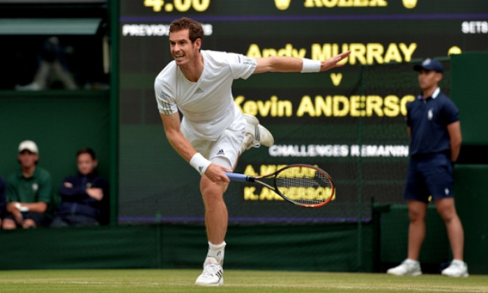andy murray anderson