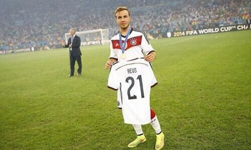 Gotze tricou Reus