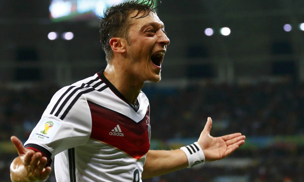 mesut ozil germania