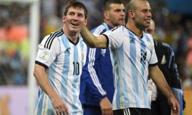 Messi bucurie Argentina