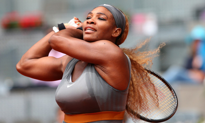 serena williams stanford