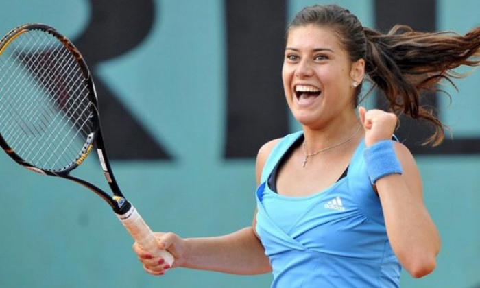 sorana cirstea washington
