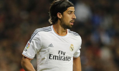 real madrid khedira