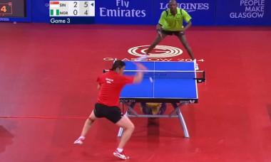 punct ping pong