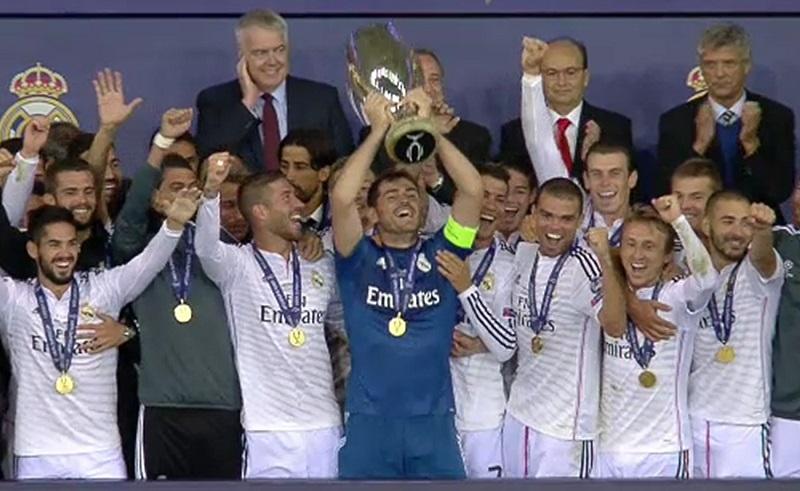 Real Madrid, mesaj de susţinere pentru Eternul Căpitan: \