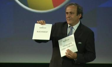 bucharest tragere euro2020