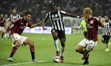 Pogba Milan Juventus