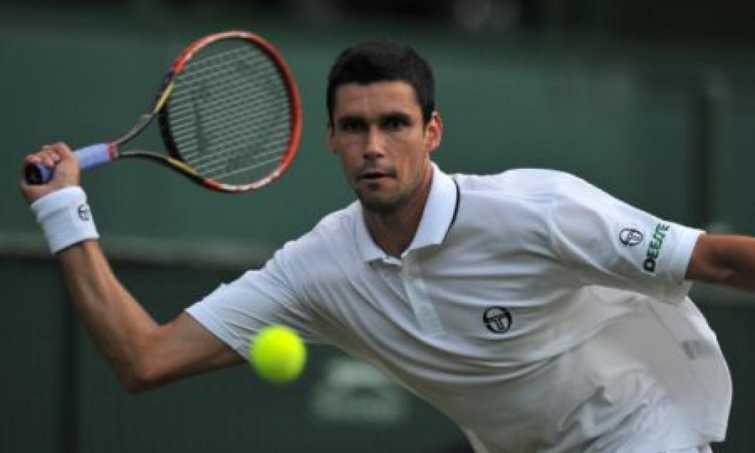 hanescu tenis minge