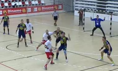 captura dinamo handbal
