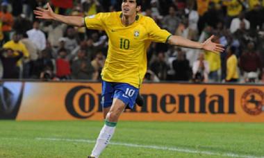 kaka brazilia revenire