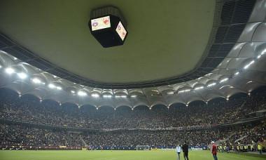 arena nationala acoperis tras