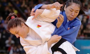 judo romania