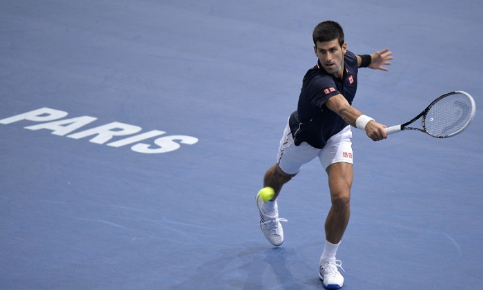 Djokovic Paris