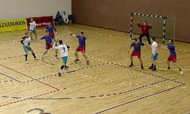 captura handbal Steaua