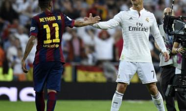 Ronaldo Neymar