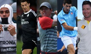 cei mai buni sportivi