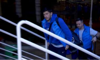 captura sosire Steaua