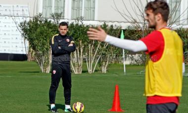 Teja antrenament Dinamo