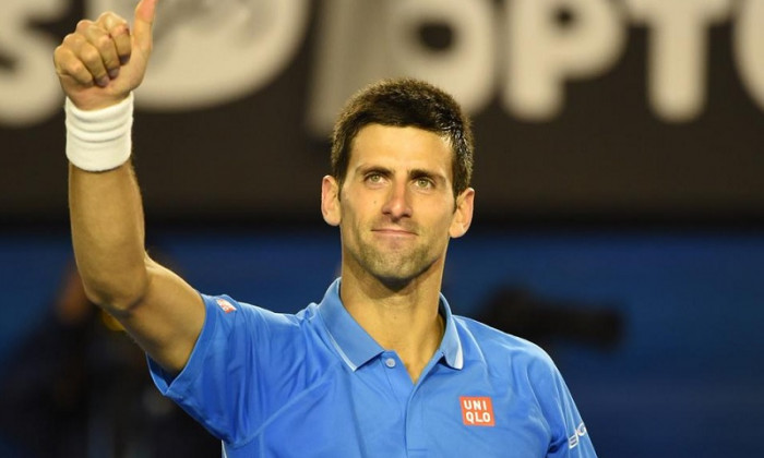 djokovic aus open